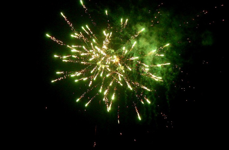 artificii la mare inaltime 10